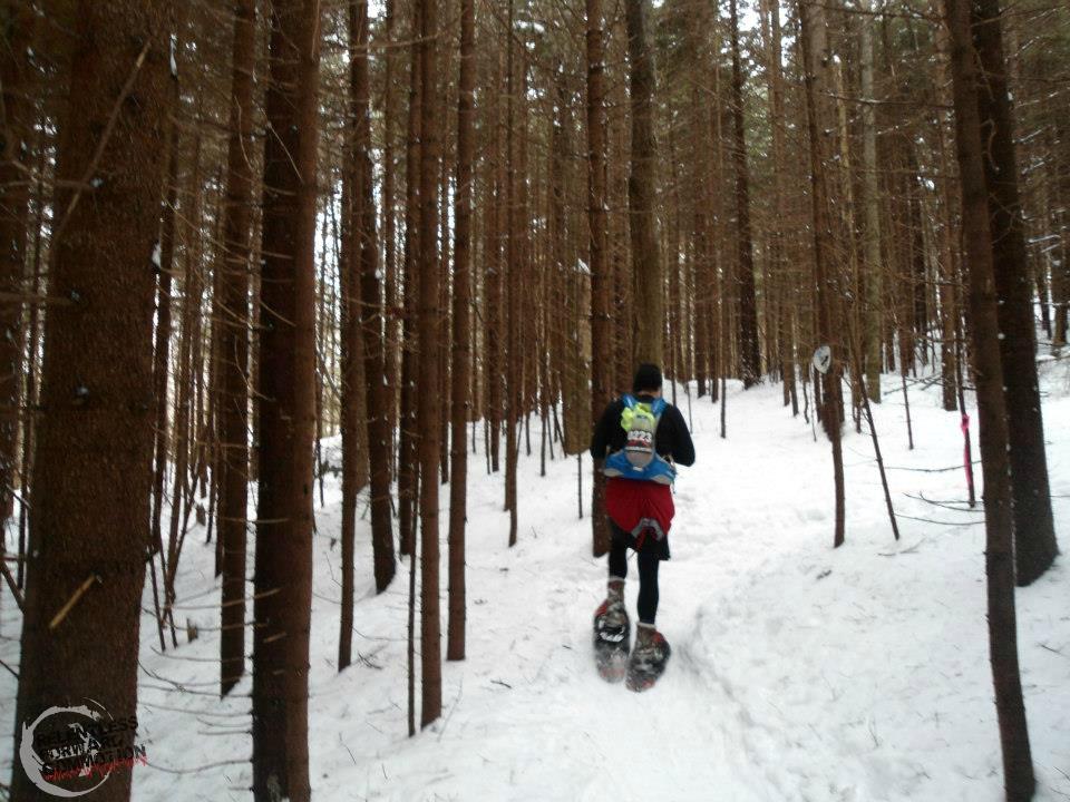 Peak Snowshoe Race 10k