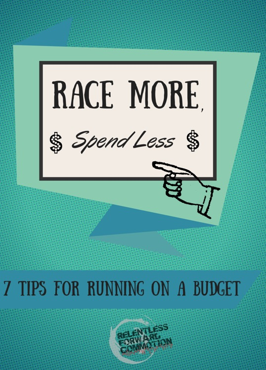how to race on a budget