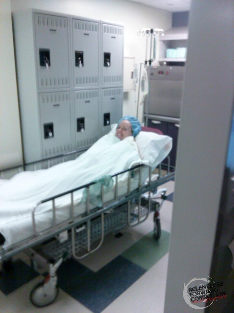 pre surgery