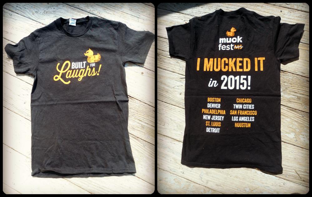 Muckfest collage