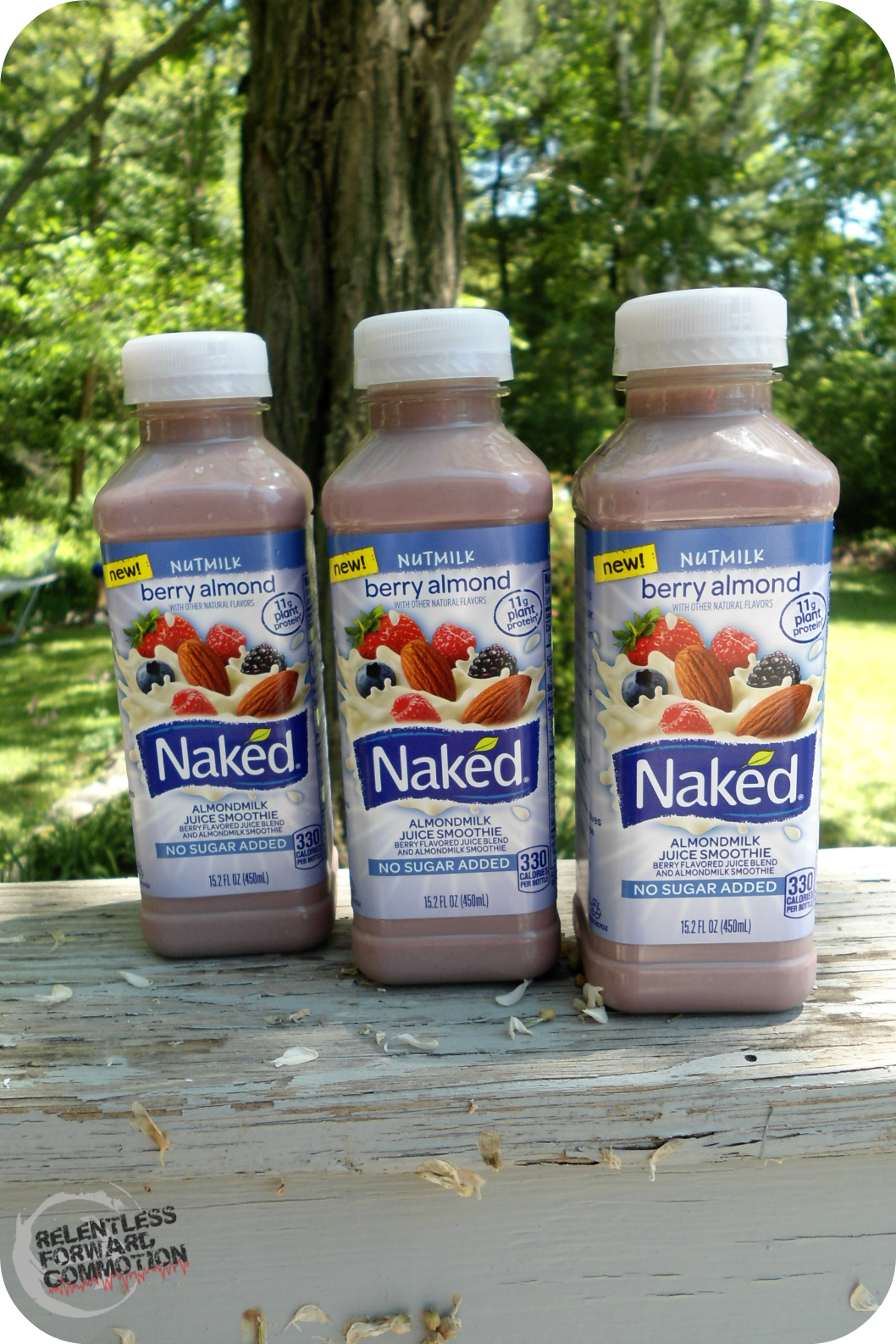 Naked Juice Nutmilk