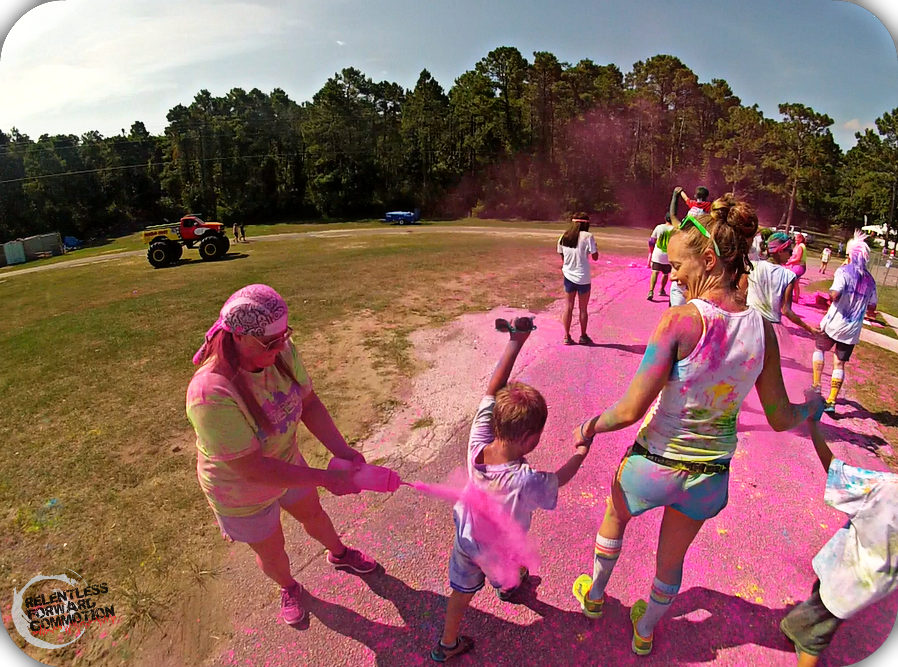 The Color Vibe Pink 22