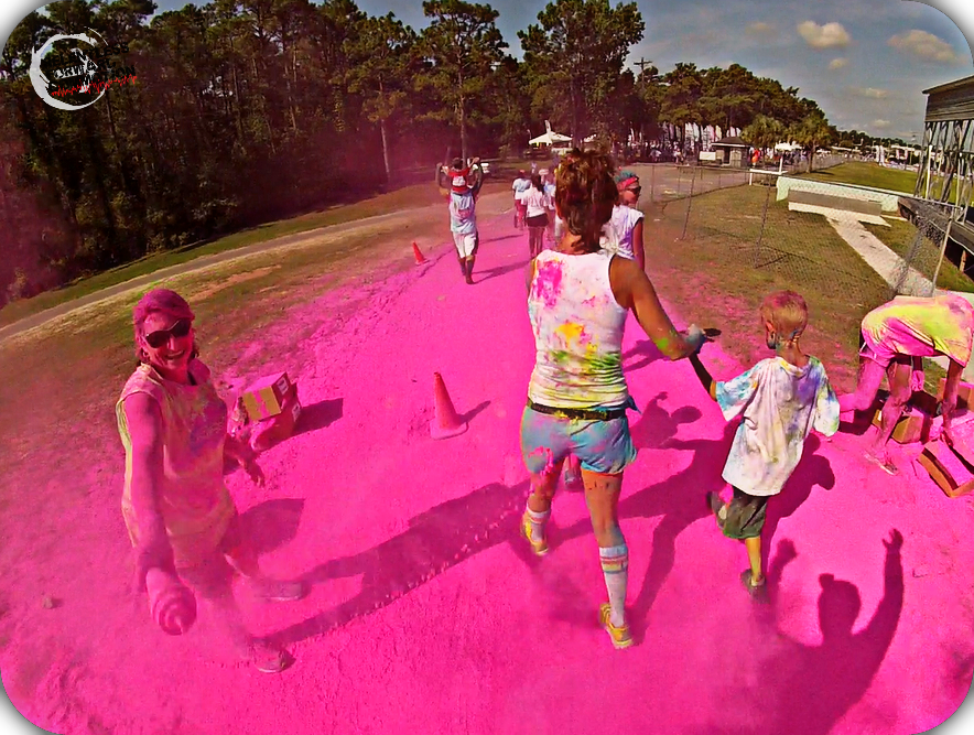 The Color Vibe pink 21