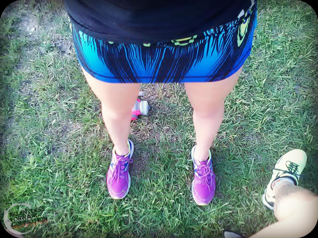 skirt selfie