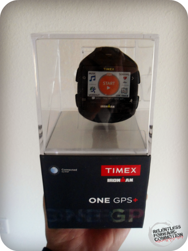 Timex GPS 1 in box