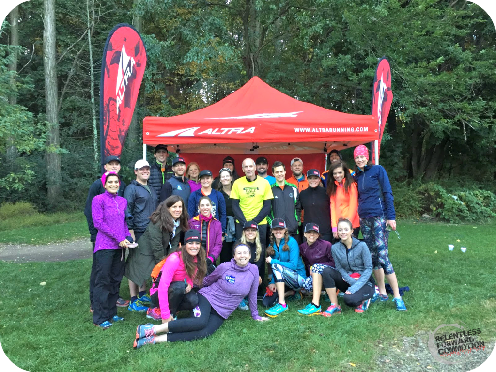 Altra Running Trail Run Group