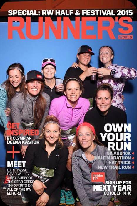 Runner's World Cover