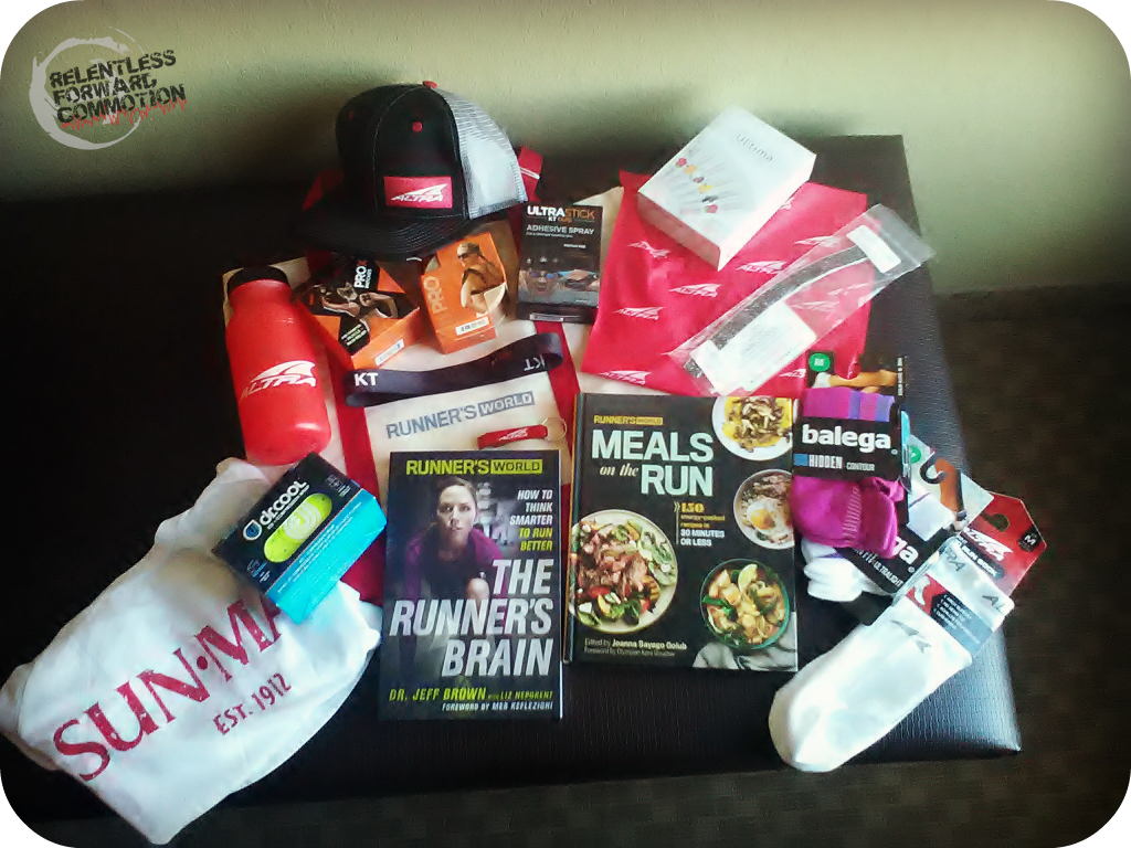 Sponsor Goodie Bag