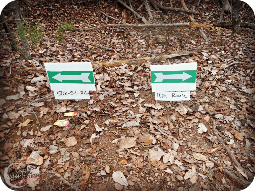 Paris Mountain ultra Signs