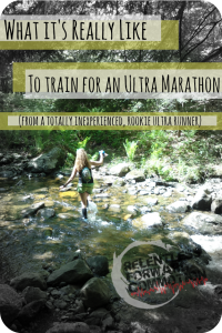 What it's REALLY Like to Train for an Ultra Marathon.