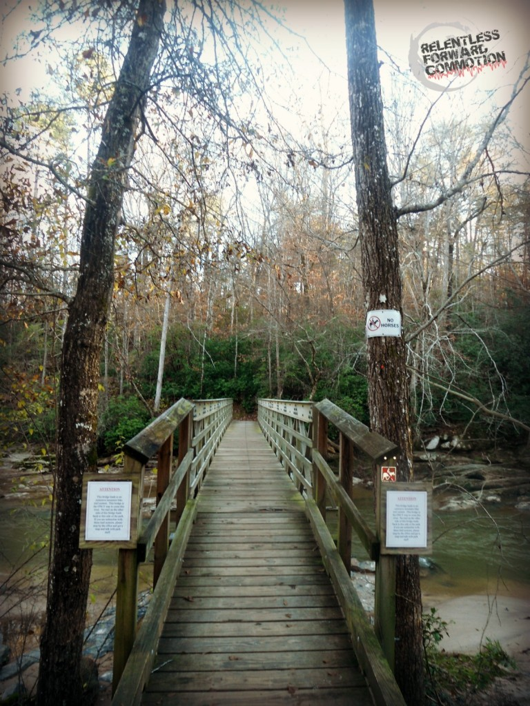 One Epic Run Bridge