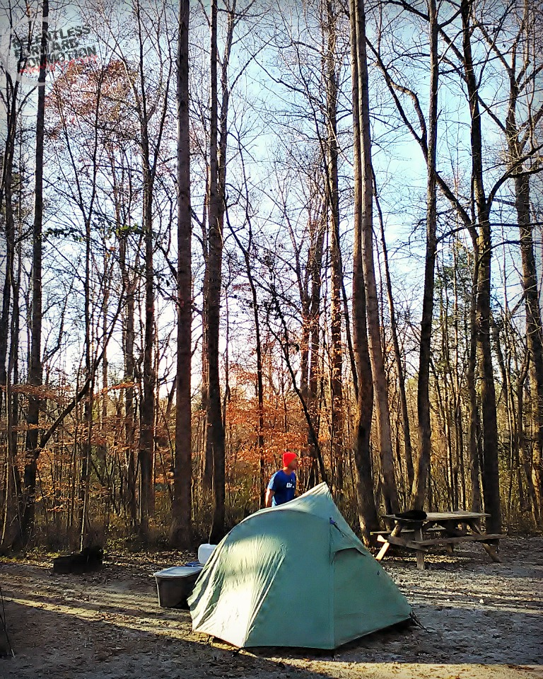 tent one epic run