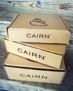 Inspiration for Adventures: Cairn January Box
