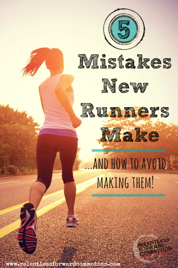 5 Mistakes New Runners Make