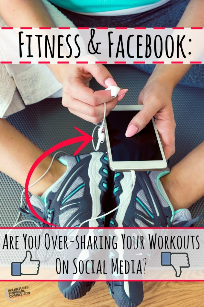 Fitness & Facebook: Are you oversharing your workouts?