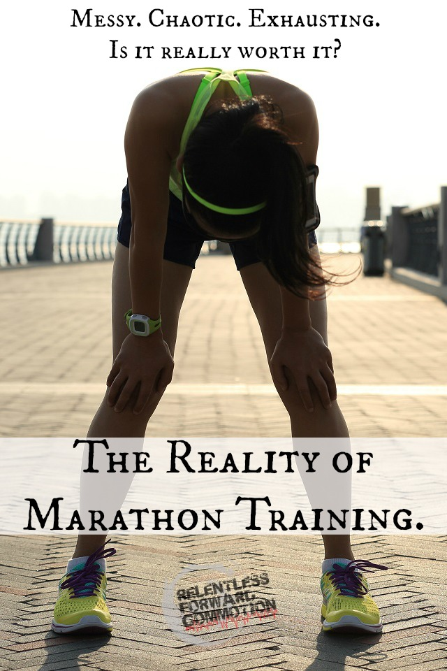 The Reality of Marathon Training