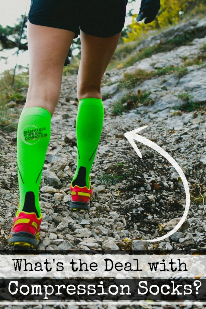 What's the Deal with Compression socks