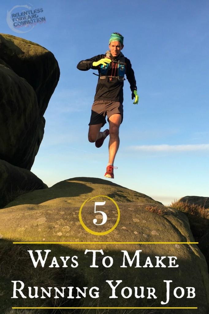 5 ways to make running your job