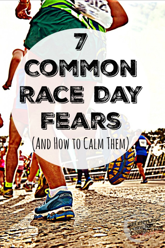 7 Common Race Day Fears
