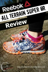 Reebok All Terrain Super OR Review