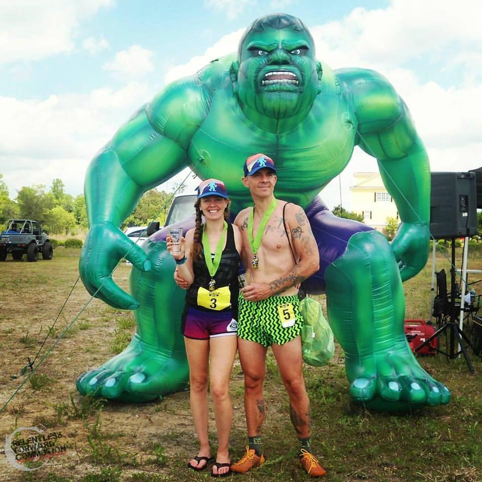 The Hulk 50K