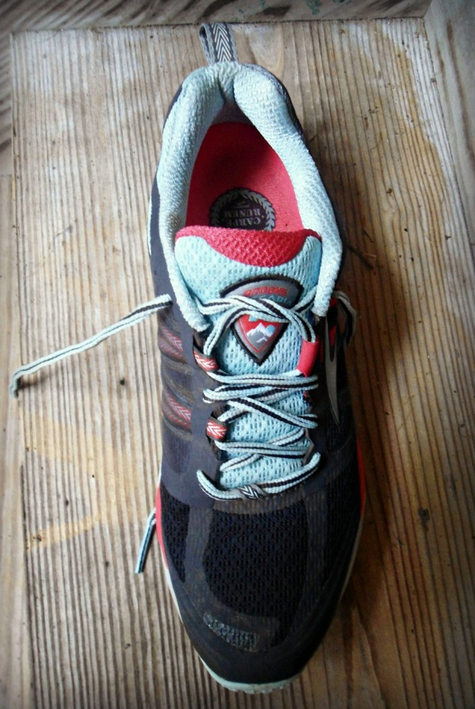 Brookds cascadia 11 upper  Running Shoe Mistakes