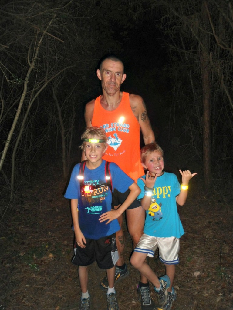 Night Run Boys