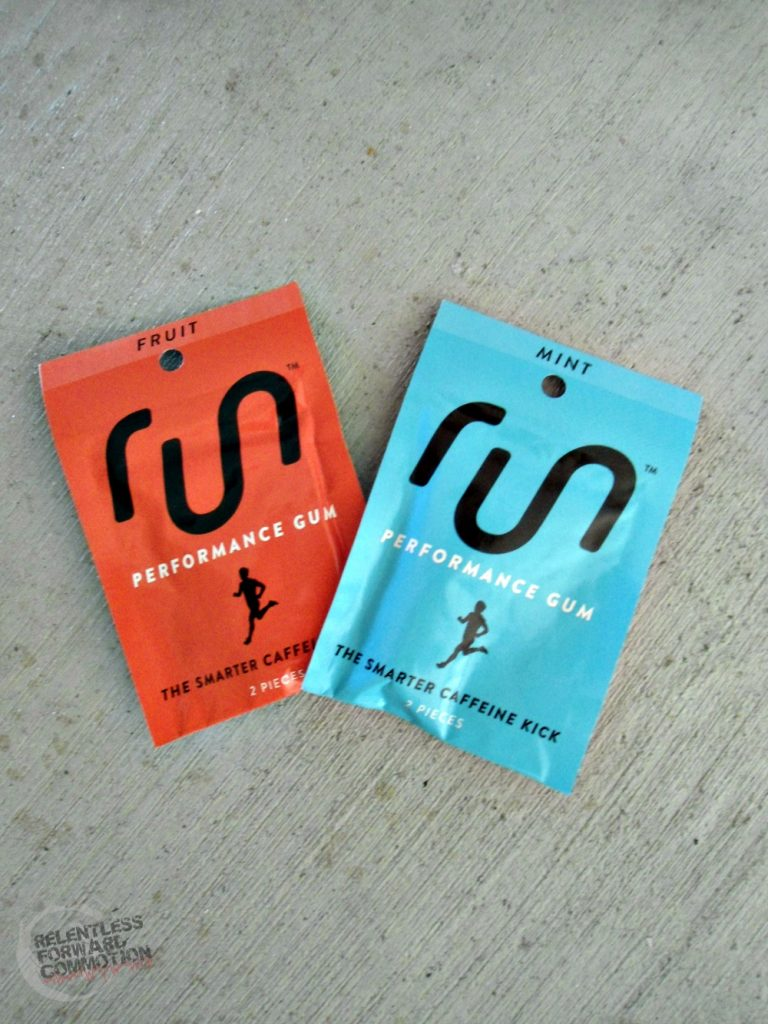 RUN performance gum