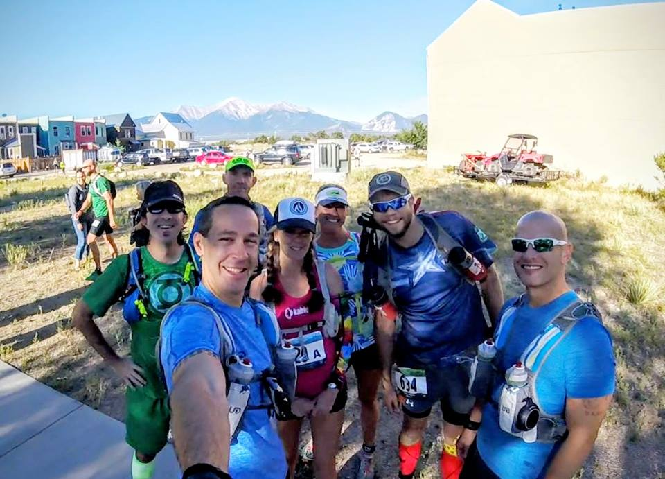 2016 Transrockies Run Crews