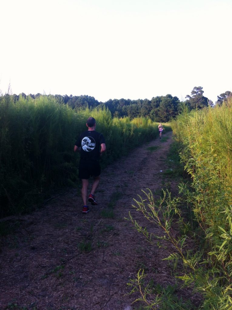 Copperhead 20K course