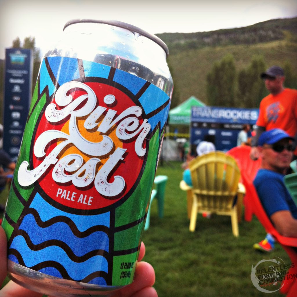 Crazy Mountain River Fest Pale Ale