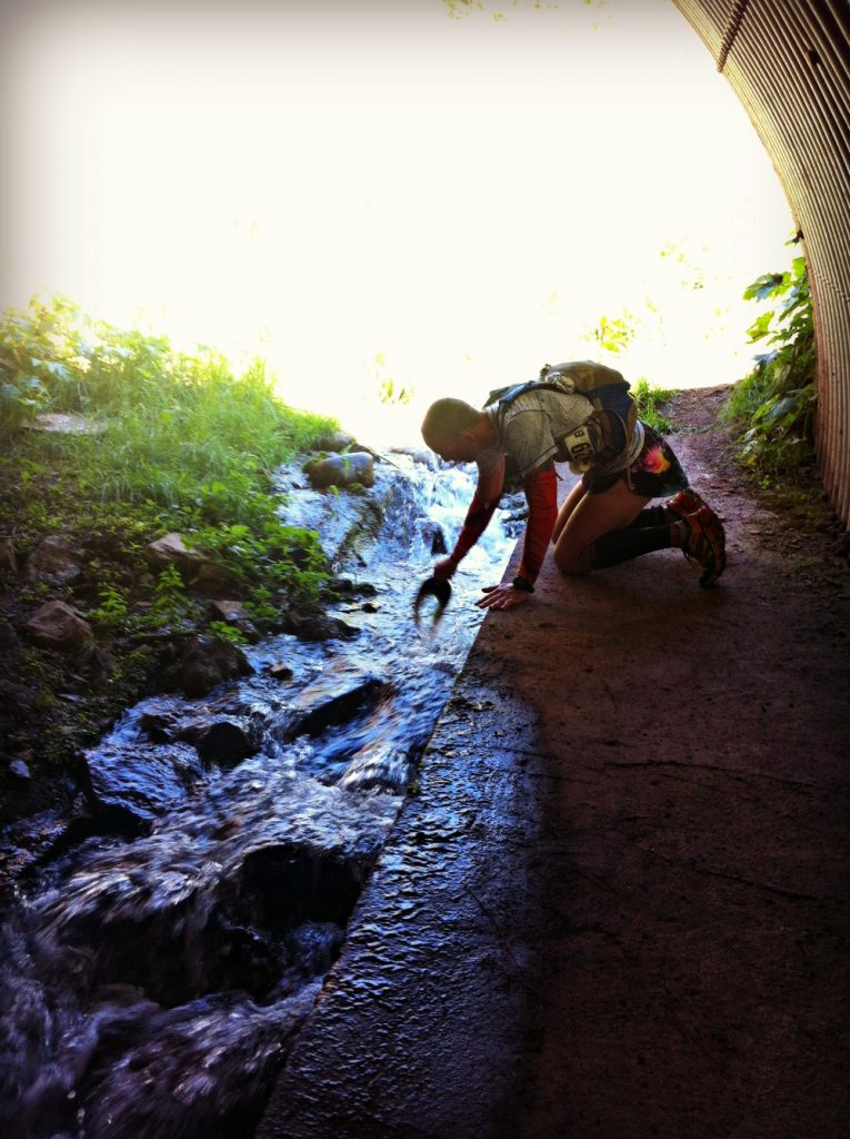 Culvert day 6 TransRockies Run