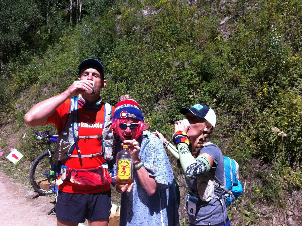 Fireball TransRockies Run
