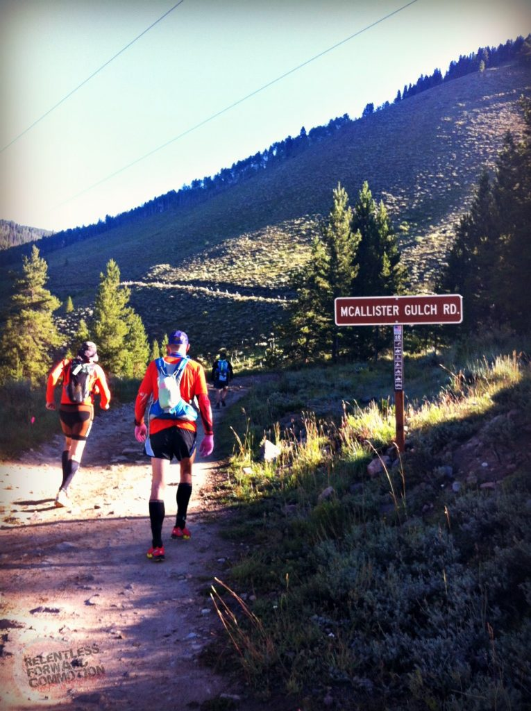 What to expect at your first trail race: passing is slightly more difficult