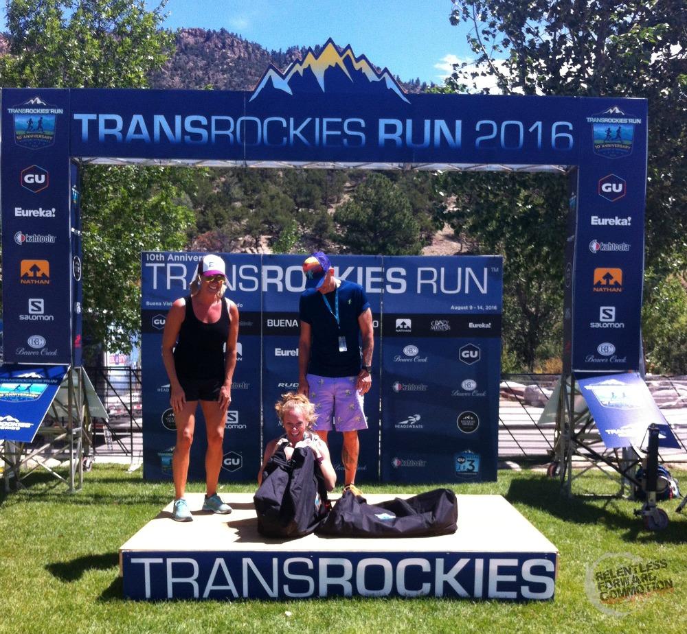 TransRockies Run Packet Pickup