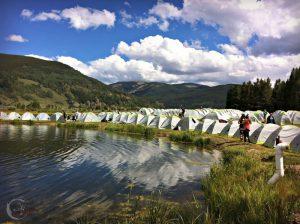 2016 TransRockies Run: Stage 3 Recap – Leadville to Nova Guides at Camp Hale