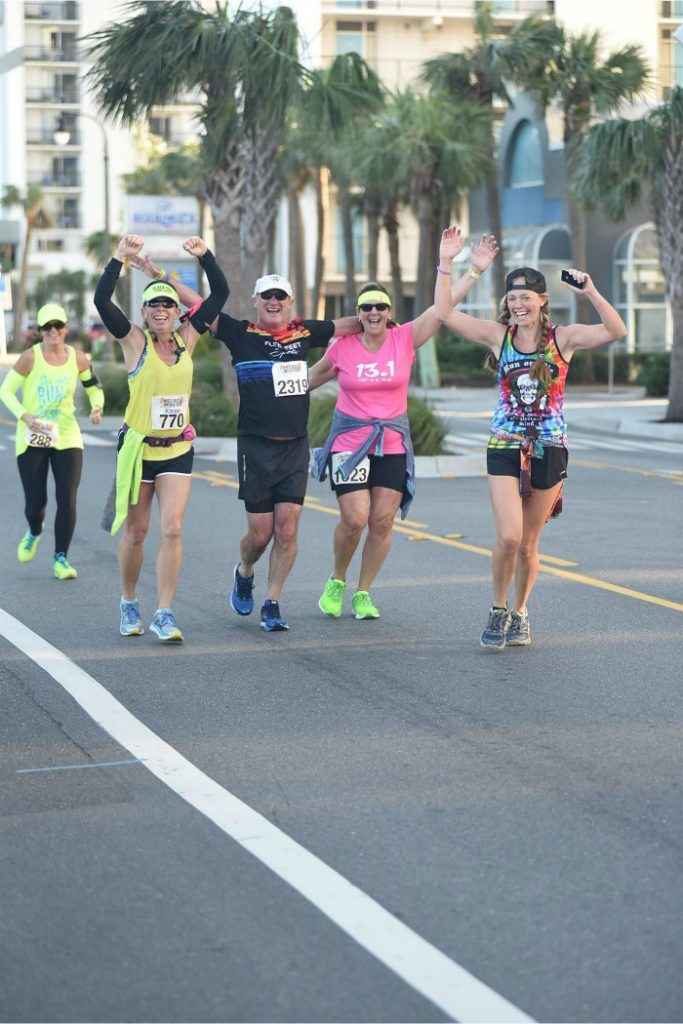 Myrtle Beach Mini Marathon 2016