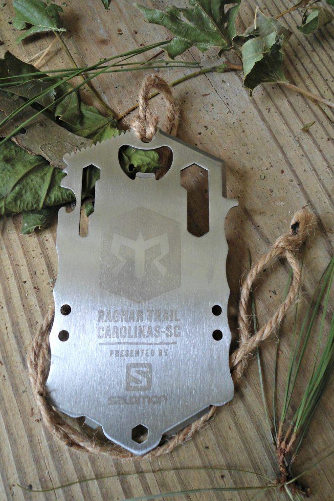 Ragnar Trail Medal