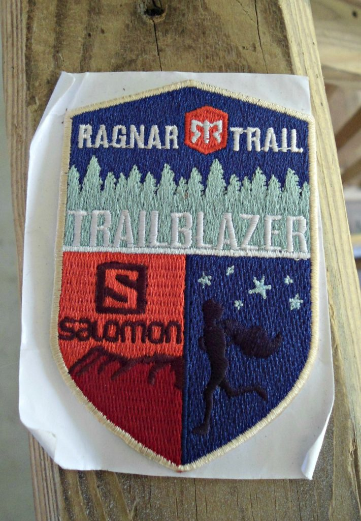 Ragnar Trailblazer patch