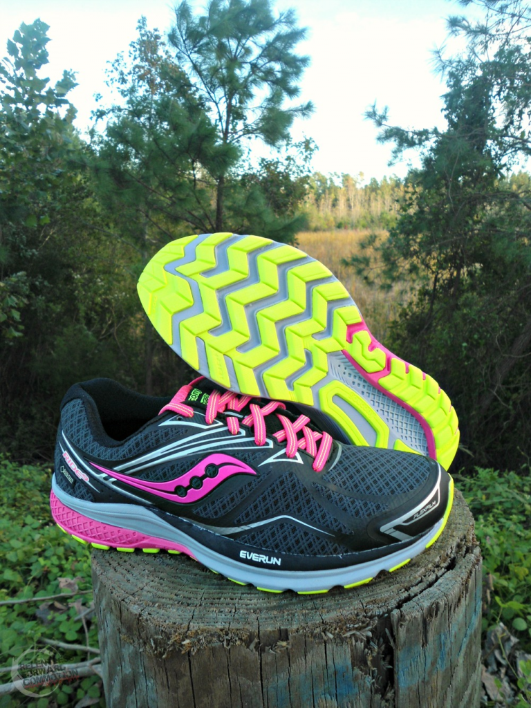 Saucony Ride GTX waterproof running shoes