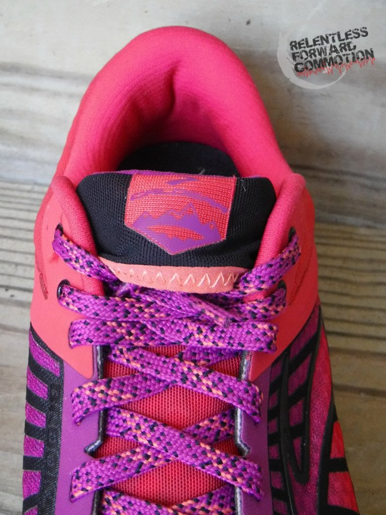 Brooks Caldera lace pocket