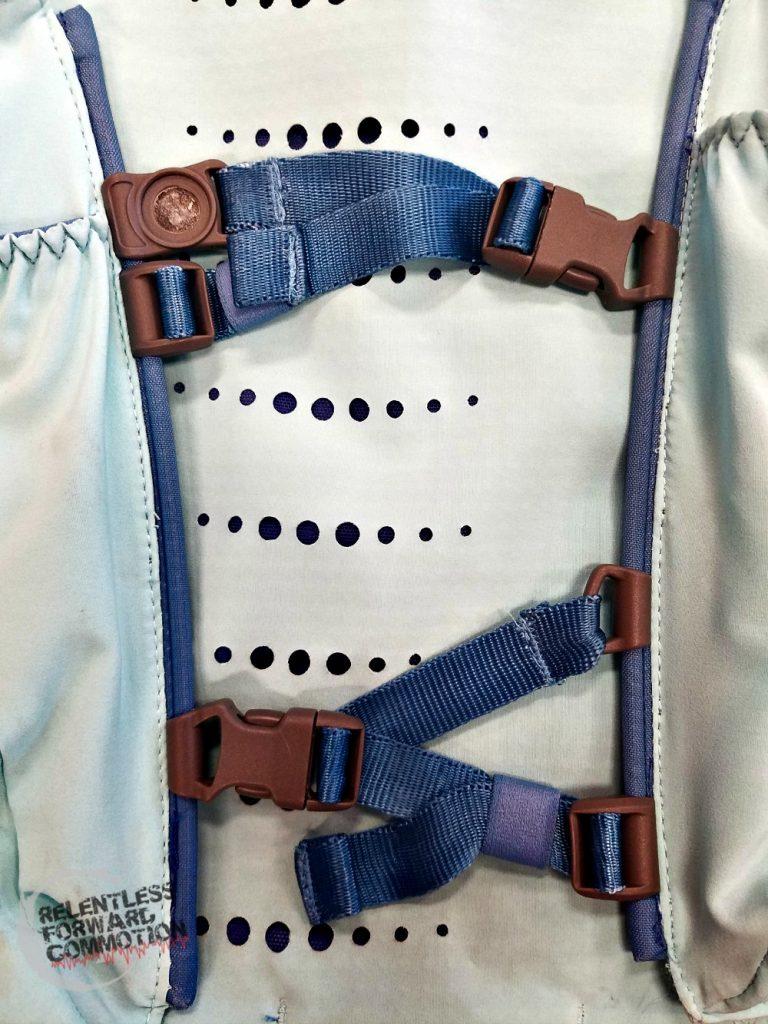 Chest straps VaporHowe