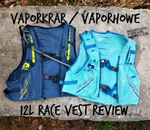Nathan VaporHowe 12L / VaporKrar Race 12L Vest Review