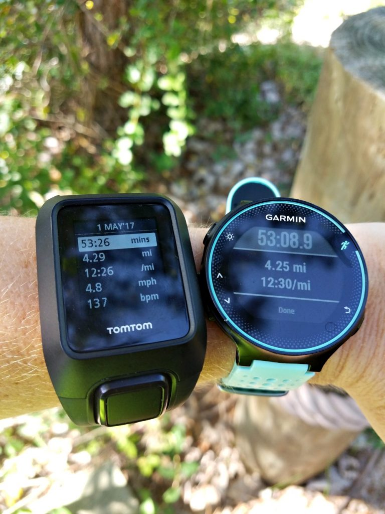 TomTom vs Garmin
