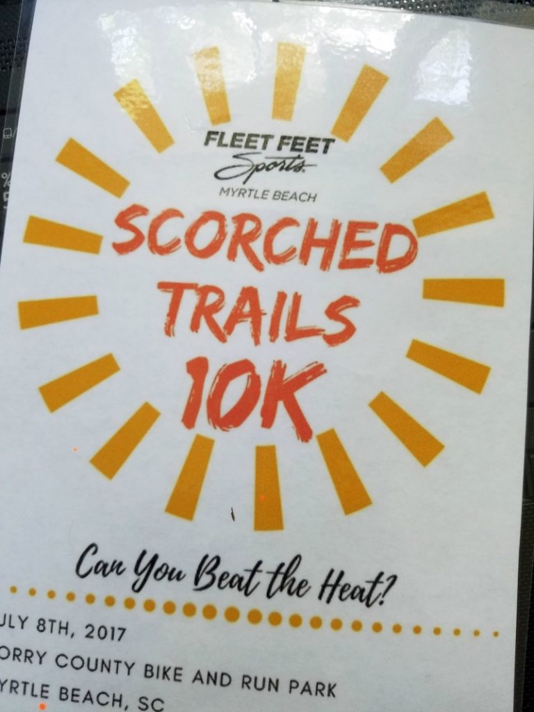 Scorched Trails Logo