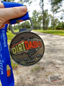 The Dirt Dash – 2017 Trail Marathon – Review
