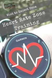 What to Expect from Heart Rate Zone Training