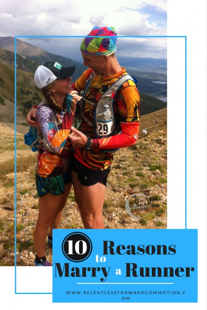10 Reasons to Marry a Runner