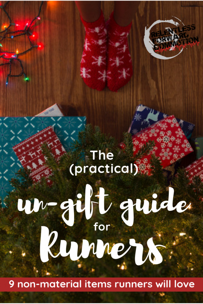 The practical un gift guide for runners