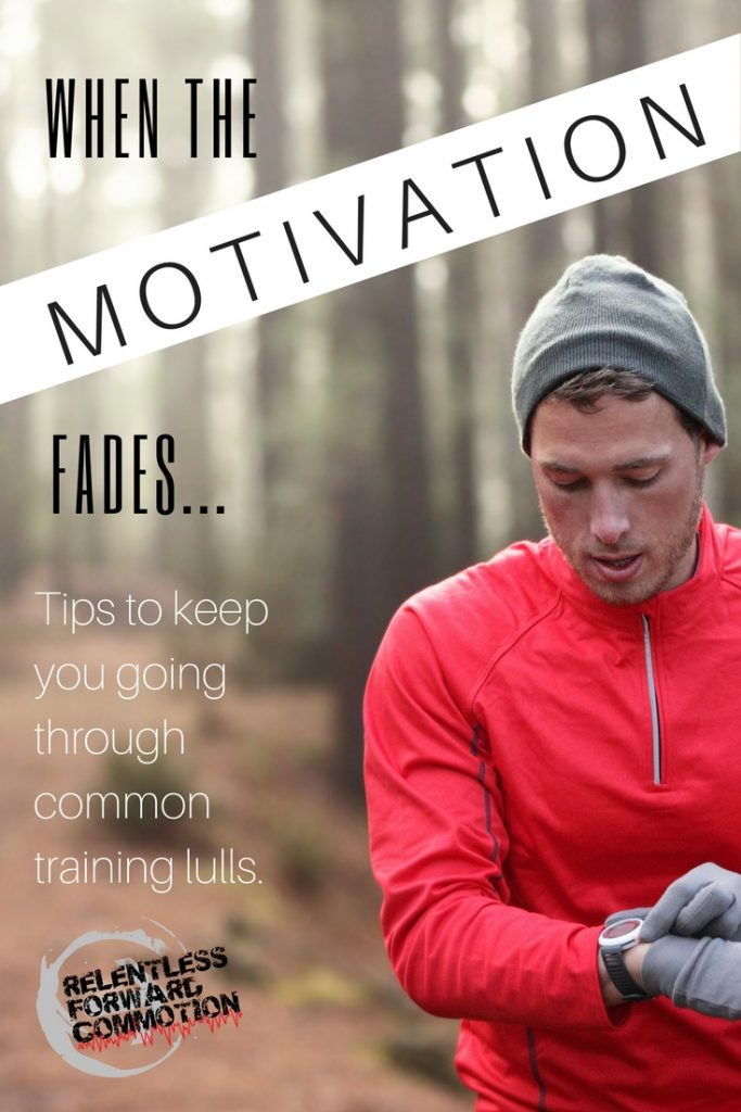 When the Running Motivation Fades